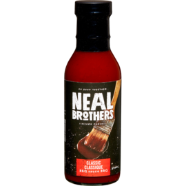 Neal Brothers NB ALL NATURAL BBQ SAUCE - Classic BBQ
