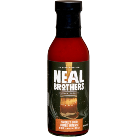 Neal Brothers NB ALL NATURAL BBQ SAUCE - Bold & Smokey