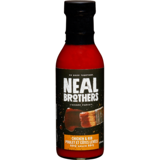 Neal Brothers NB ALL NATURAL BBQ SAUCE - Chicken & Rib