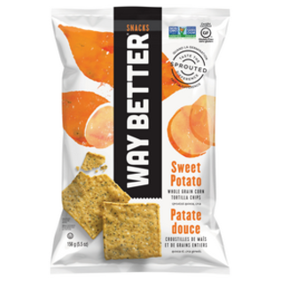 Way Better Snacks Sweet Potato Corn Tortilla Chips