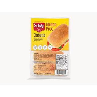 Schar Gluten Free Ciabatta Buns Schar