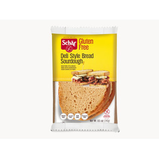 Schar Gluten Free Deli Style Sourdough Schar