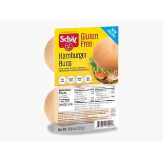 Schar Gluten Free Hamburger Buns Schar