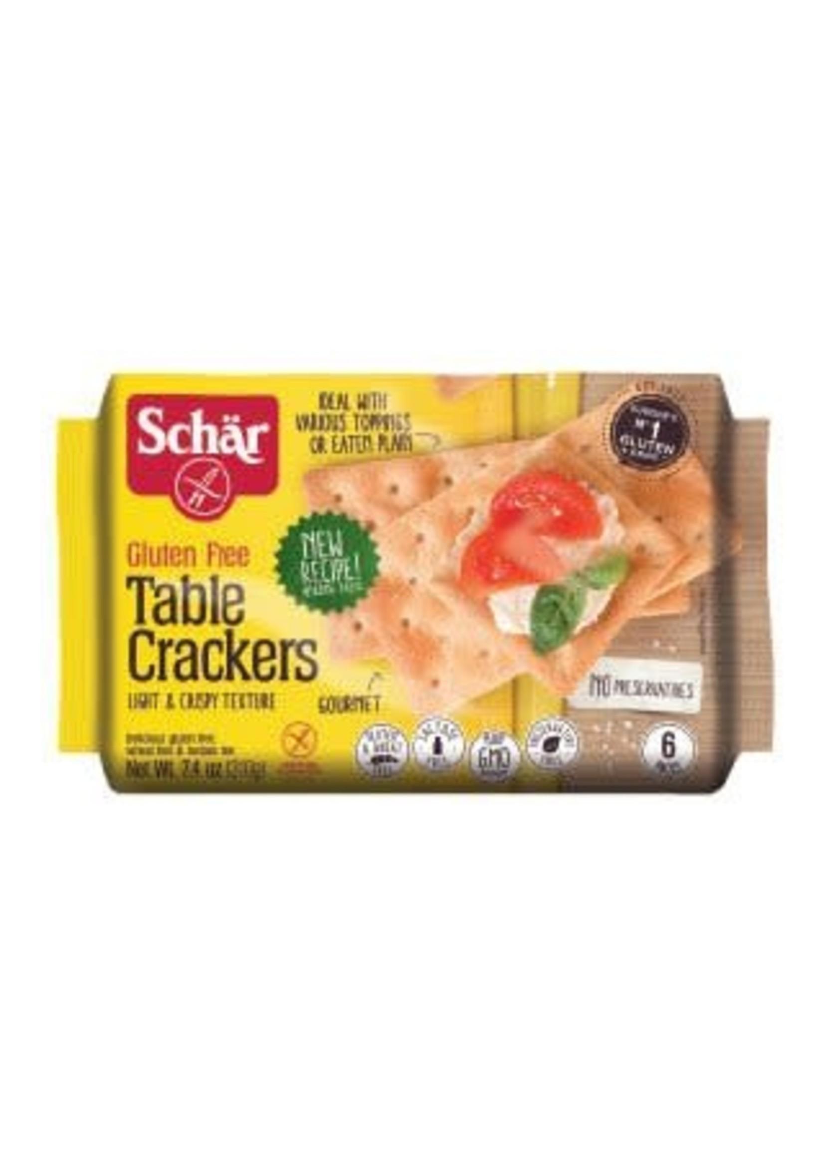 Schar Gluten Free Cracker Multigrain