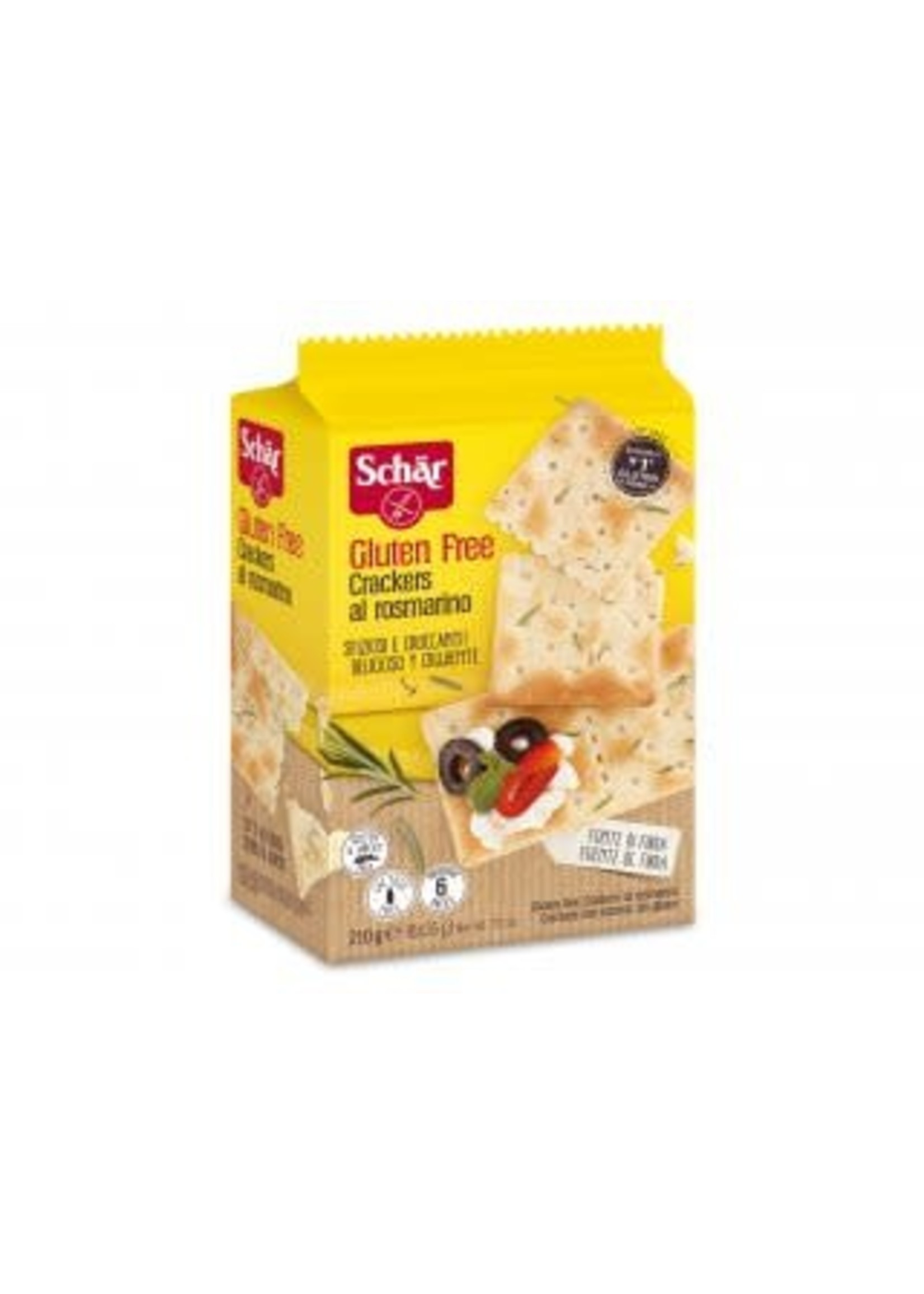 Schar Gluten Free Cracker Rosemary