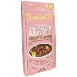 Sweetsmith Candy Co. DC Sweetsmith Peanut Brittle Traditional Sugar Free