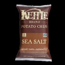 D/C Kettle Chips- Sea Salt
