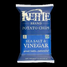 D/C Kettle Chips- Sea Salt & Vinegar