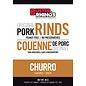 Buster Rhinos Pork Rinds Churro