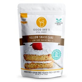 Good Dee's Yellow Snack Cake Mix