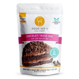 Good Dee's Chocolate Snack Cake Mix