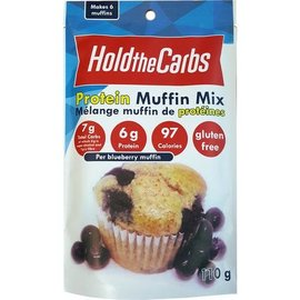 Hold the Carbs DC/Hold The Carbs Muffin Mix with Protein 110G