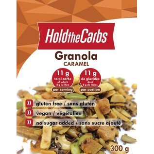 Hold the Carbs Hold The Carbs Original Granola Caramel 300G