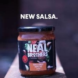 Neal Brothers NB NATURAL SALSA - Triple Garlic