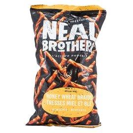 Neal Brothers DC/NB PRETZELS - Honey Wheat Braids