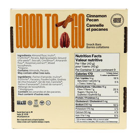 Good To Go Good to Go Cinnamon Pecan 4pk