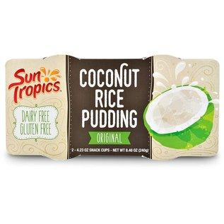 Sun Tropics Coconut Rice Pudding Cinnamon
