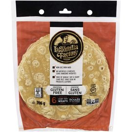 La Tortilla Factory Gluten free Wraps Ancient Grain