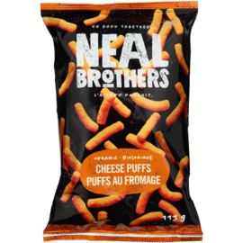 Neal Brothers NB CHEESE SNACKS - Puffs