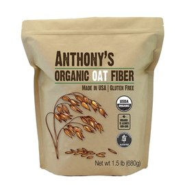 Anthony's Organic Oat Fiber