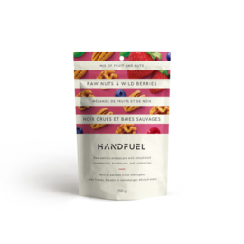 Handfuel Raw Nuts & Wild Berries 150G