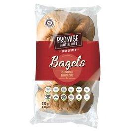 Promise Promise Plain Bagels GF
