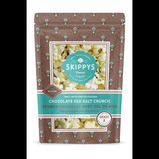 Skippys Dc/Skippy's Caramel Crunch / Dark Chocolate and Sea Salt