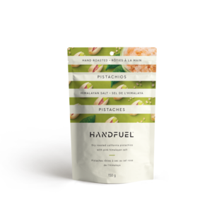 Handfuel Pistachios Himalayan Salt 150G