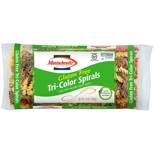 Manischewitz Gluten Free Tricolour Spirals