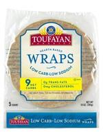 Toufayan LOW CARB Wraps (5pk)
