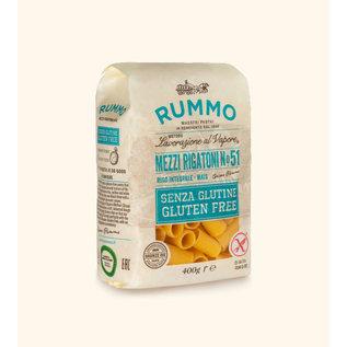 Rummo Pasta Gluten Free Rummo Mezzi Rig no51