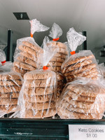 Gluten Free Galore Keto 6-Pack Cookies