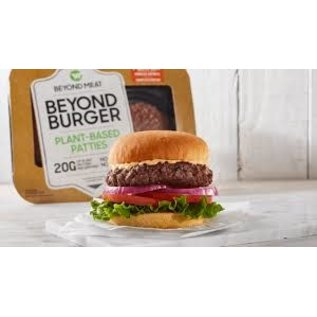 Beyond Meat Beyond Meat Burgers