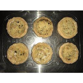 Gluten Free Galore GFG 6-PacK Butter Tarts