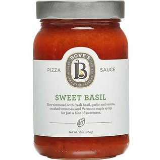 Bove's Sweet Bail Pizza Sauce