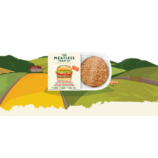 The Meatless Farm The Meatless Farm Burgers (2pk)