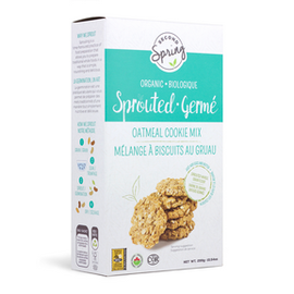 Second Spring D/C  Sprouted Oatmeal Cookie Mix