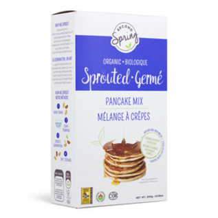 Second Spring Sprouted Pancake Mix