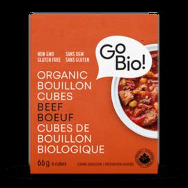 Go Bio! Go Bio Organic Beef Bouillon