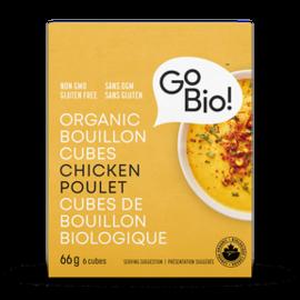 Go Bio! Go Bio Organic Chicken Bouillon