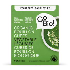 Go Bio! Go Bio Organic Vegetable Bouillon