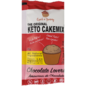 The Original Keto CakeMix Chocolcate Lovers Keto Cup CakeMix 45G