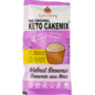 The Original Keto CakeMix Walnut Brownie Keto Cup CakeMix 45G