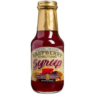 Nature's Hollow Sugar Free Raspberry Syrup NH