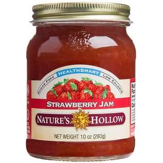 Nature's Hollow Sugar Free Strawberry Spread NH