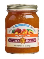 Nature's Hollow Sugar Free Peach Spread NH