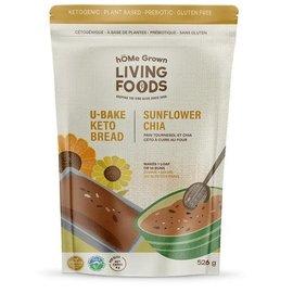 Home Grown Keto Bun & bread Mix Sunflower Chia