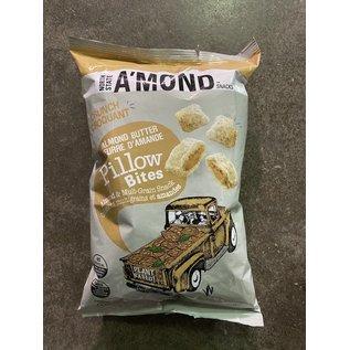 A'MOND Snacks D/C Almond Butter Pillow Bites