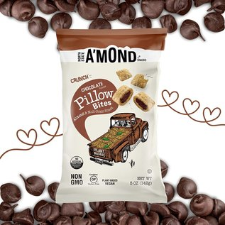 A'MOND Snacks Chocolate Pillow Bites
