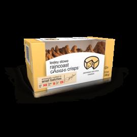 Lesley Stowe Fine Foods D/C Parmesan & Chive Cheese Crisps